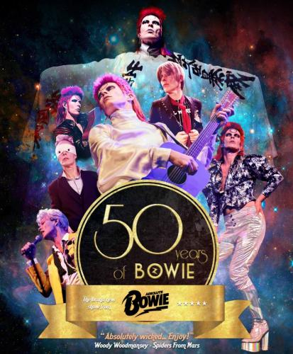 50 Years of Bowie 8 Dec
