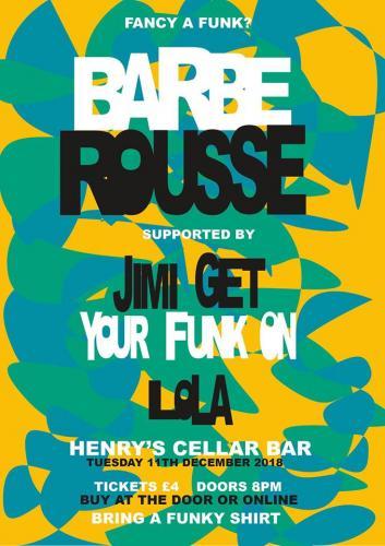 Barbe Rousse Dec 11