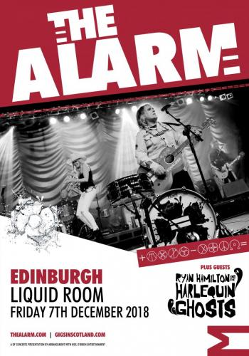 The Alarm 7 dec